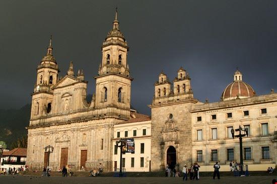 Bogota en Colombie