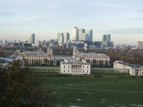 Greenwich Observatory Car Park