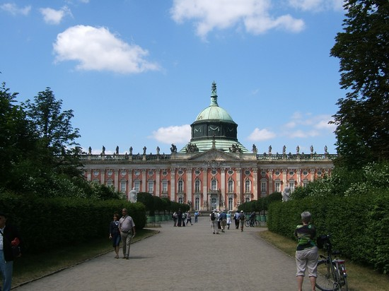 Photo il castello potsdam in Potsdam - Pictures and Images of Potsdam 