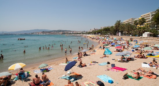 Photo Palm Beach in Cannes - Pictures and Images of Cannes