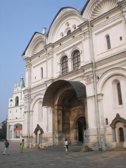 Foto cattedrale dell'annunciazione a mosca - 412x550 - autore: maria