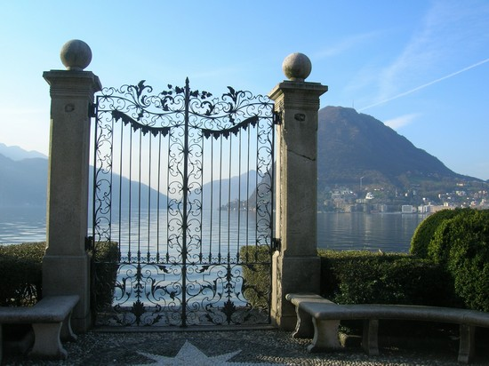 Photo Lugano, Parco Ciani in Lugano - Pictures and Images of Lugano