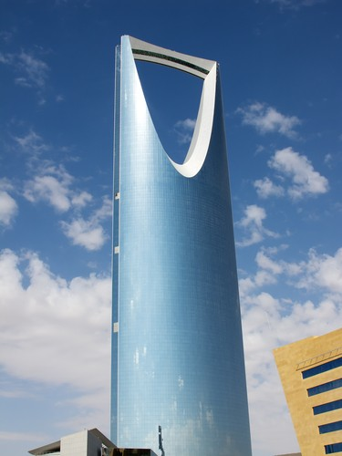Photo kingdom tower a riyad riyad in Riyadh - Pictures and Images of Riyadh 