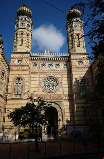46233 budapest grosse synagoge