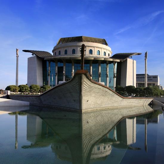 Photo Budapest Ungarisches Nationaltheater In Budapest
