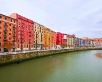 Photo Waterfront in Bilbao - Pictures and Images of Bilbao