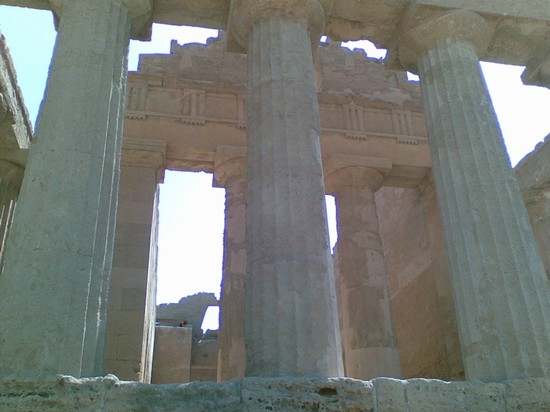 Photo valle dei templi agrigento in Agrigento - Pictures and Images of Agrigento - 550x412  - Author: RITA, photo 37 of 87