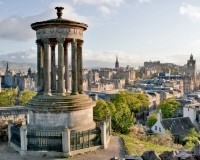 Photo Cityscape in Edinburgh - Pictures and Images of Edinburgh