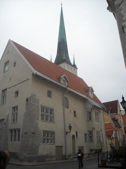 Photo scorcio caratteristico tallinn in Tallinn - Pictures and Images of Tallinn - 412x550  - Author: Stefania, photo 39 of 86