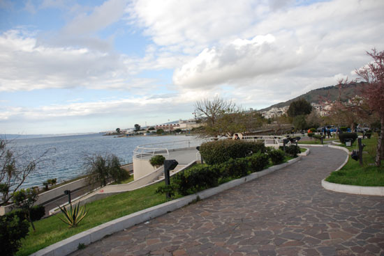 Photo reggio calabria punto panoramico in Reggio Calabria - Pictures and Images of Reggio Calabria 