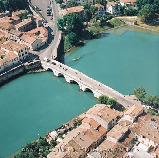 Foto rimini ponte di tiberio im genes y fotos de r mini for Progettista di ponti online gratuito