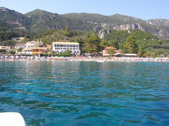 Paleokastritsa Corfu Pictures images