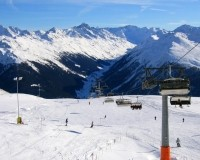 Photo Mountain View in Davos - Pictures and Images of Davos
