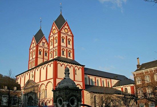Collégiale de Saint Barthélémy à Liège, Belgique