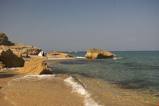 Spiaggia Skala