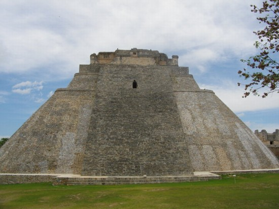 Photo zona archeologica di uxmal 1 merida in Merida - Pictures and Images of Merida - 550x412  - Author: Alessandro, photo 16 of 29