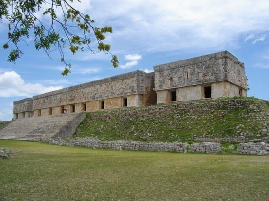 zona archeologica di Uxmal 3