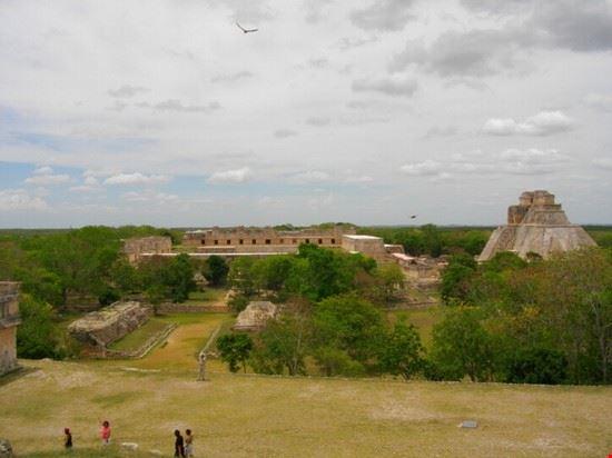 zona archeologica di Uxmal 4