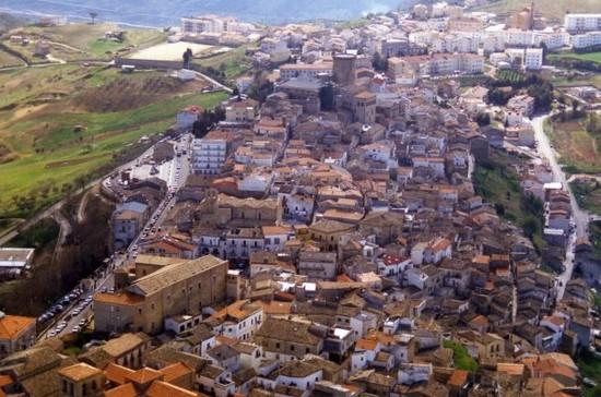 Foto Tricarico - panorama a Tricarico - 550x364  - Autore: Rocco, foto 14 di 17