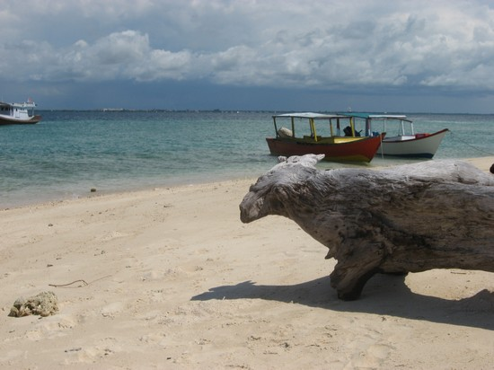 Photo La spiaggia di Samalona in Jakarta - Pictures and Images of Jakarta