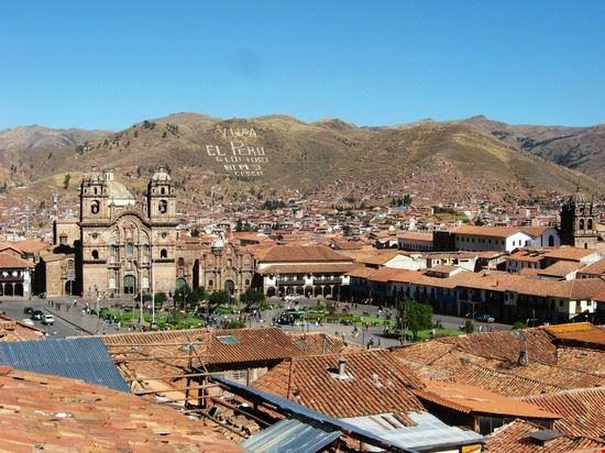 47874 cuzco cusco plaza de armas