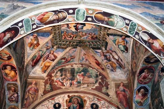 Foto Chiesa del Carmine - affreschi seicenteschi a Tricarico - 550x366  - Autore: Rocco, foto 16 di 17