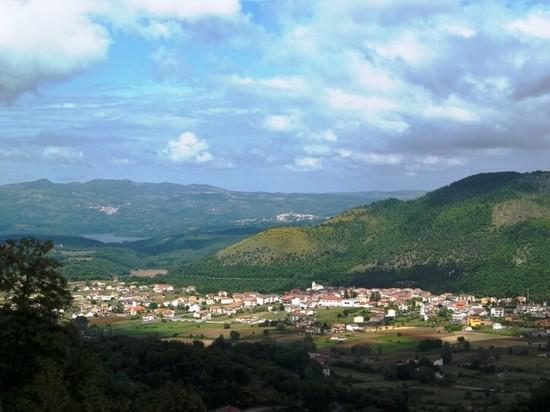 Foto Panorama a Sarconi - 550x412  - Autore: Pasquale, foto 2 di 3