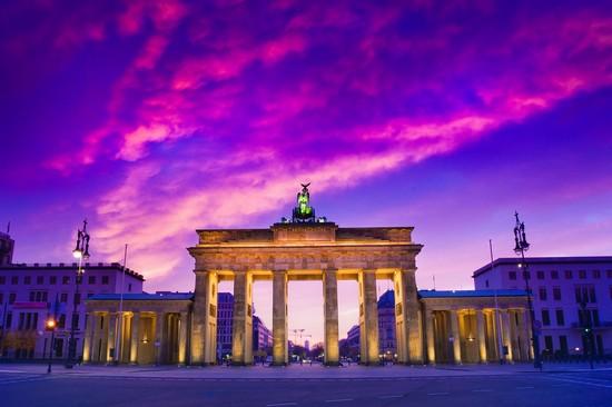 Brandenburg Gate Berlin Photo Photo Brandenburg Gate in