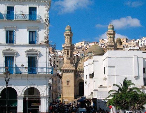 Alger en Algérie