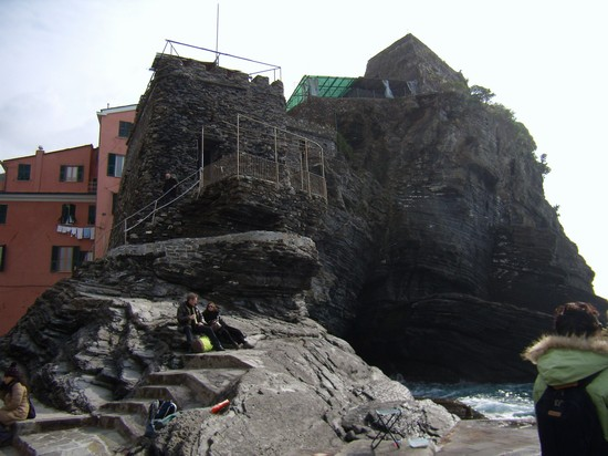 Photo vernazza vernazza in Vernazza - Pictures and Images of Vernazza - 550x412  - Author: Simonetta, photo 48 of 63