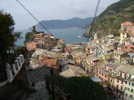 Photo vernazza vernazza in Vernazza - Pictures and Images of Vernazza - 550x412  - Author: Simonetta, photo 54 of 60