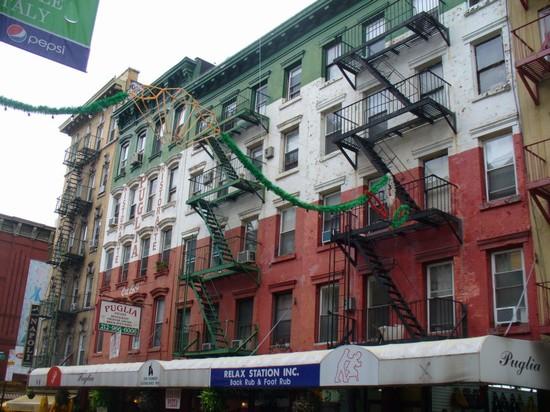 little italy new york:
