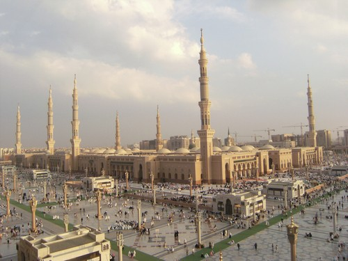 Photo medine medine en arabie saoudite in Medina - Pictures and Images of Medina - 500x375  - Author: Editorial Staff, photo 1 of 8