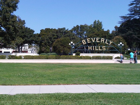 BEVERLY HILLS a LOS ANGELES