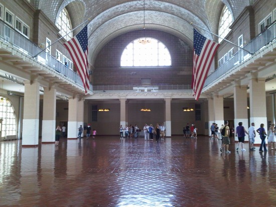 MUSEO DI ELLIS ISLAND a NEW YORK