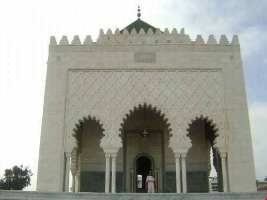 Rabat,il Mausoleo