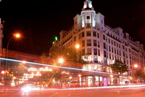Barrio de salamanca madrid streets squares and neighbourhoods - Barrio salamanca madrid ...