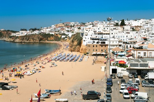 Photo albufeira albufeira au portugal in Albufeira - Pictures and Images of Albufeira 