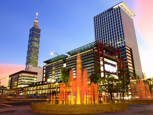 Taipei au Taiwan