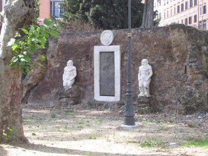 Porta magica en roma - Porta magica piazza vittorio ...