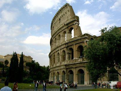 4970 roma il colosseo