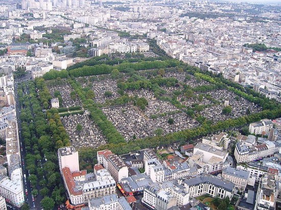 The cemitery of montparnasse paris monuments and - Rent a car thiais ...