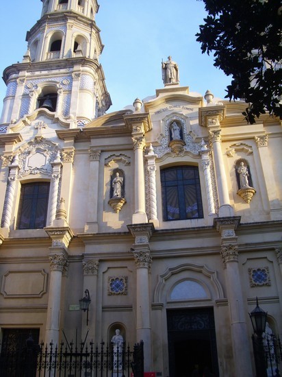 Photo Chiesa San Telmo in Buenos Aires - Pictures and Images of Buenos Aires