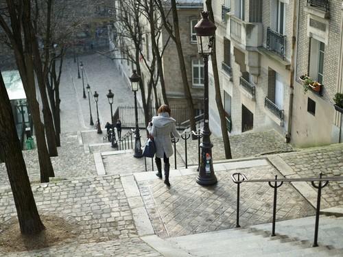 MONTMARTRE E JIM MORRISON a PARIGI