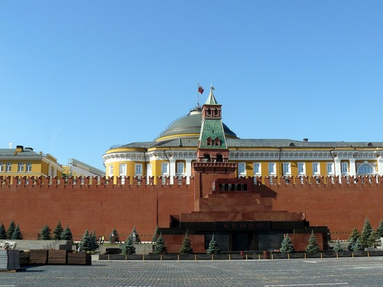 Photo mausoleo di Lenin in Moscow - Pictures and Images of Moscow
