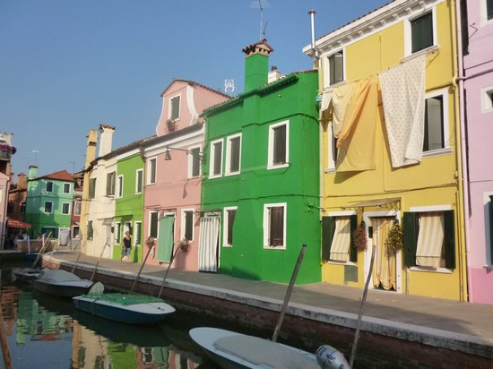Photo Vita di tutti i giorni a Burano in Venice - Pictures and Images of Venice