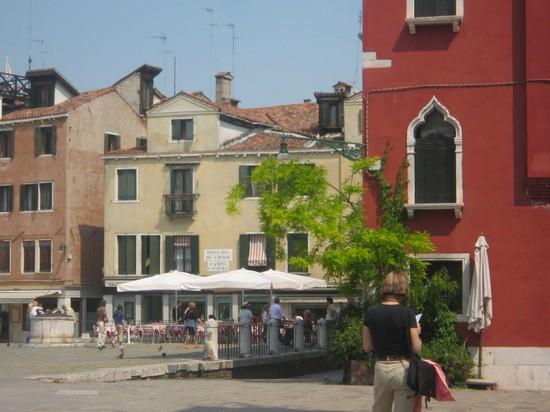 campielli venezia: Bilder und Fotos aus Venedig- 550x412  - Autor: Stefania, Foto 337 von 746