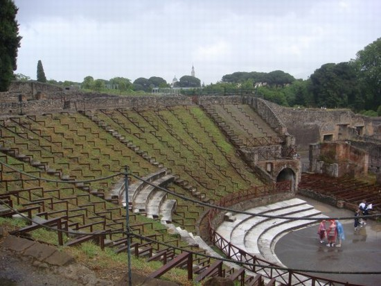 Photo Pompei in Pompei - Pictures and Images of Pompei