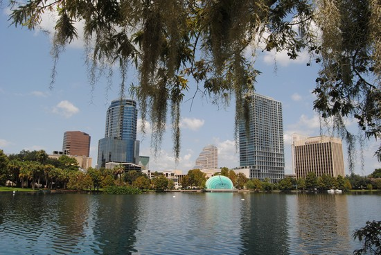 Photo Downtown in Orlando - Pictures and Images of Orlando