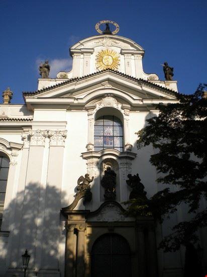 50732 monastero di strahov praga